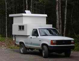 Homemade Pop Top Camper A Small Lightweight Camper